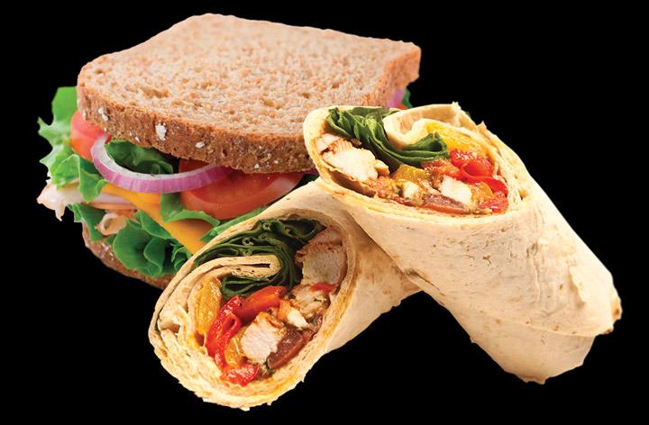 Sandwich and panini