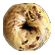 Cinnamon and Raisin Bagel